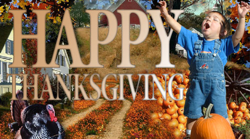 Happy Thanksgiving from Dynamic Interactive!