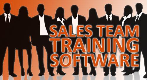 sales team training software