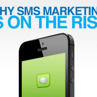 Why SMS Marketing Is On The Rise