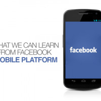 What We Can Learn From Facebook's Mobile Ad Platform