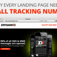 Why Every Landing Page Needs A Call Tracking Number